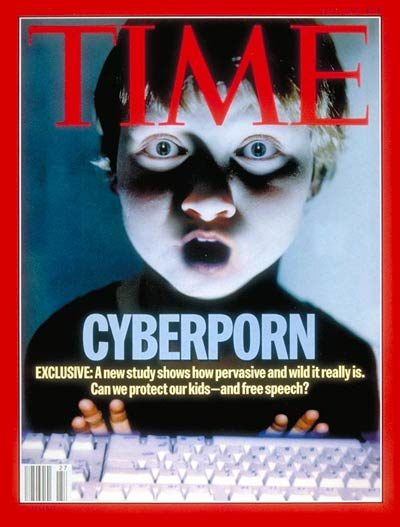 Time cyberporn cover