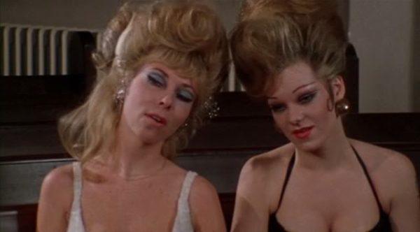 Susan Walsh & Cookie Mueller in Female Trouble