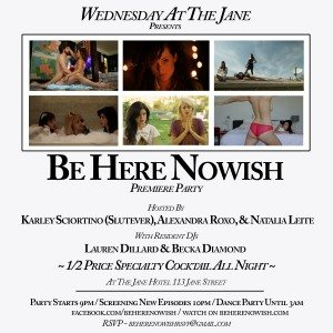 BE HERE NOWISH-1