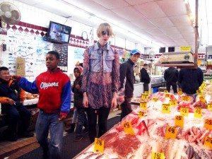 Felix Fish market
