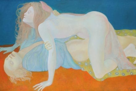 painting by Leonor Fini