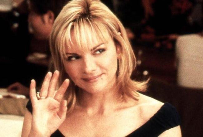 Samantha Jones from Sex and the City