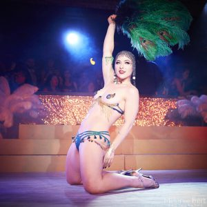 UNCENSORED : a NYE burlesque and variety show by Michelle L'Amour for Untitled Supper Club