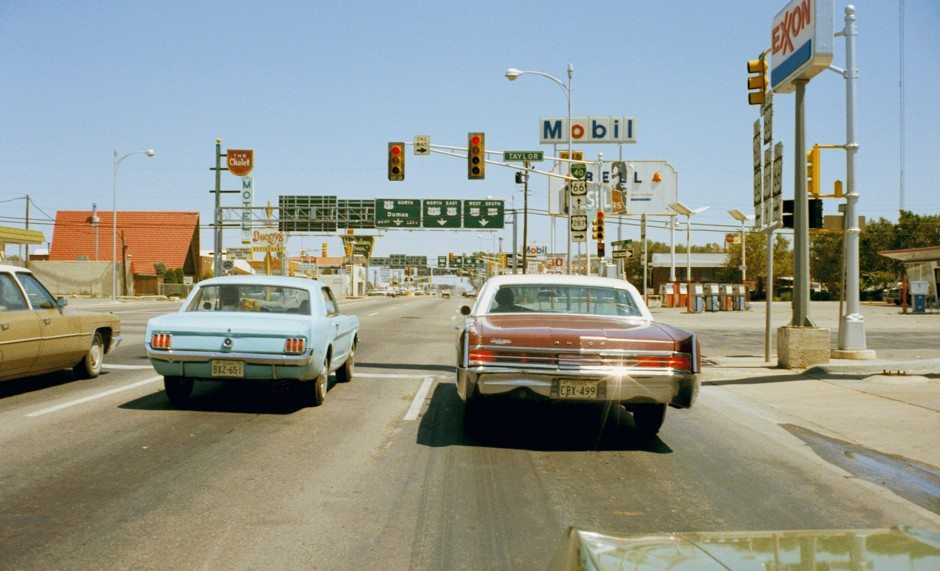 Sprüth-Magers-London.-Stephen-Shore.-Amarillo-Texas-August-1973