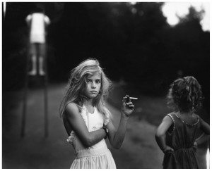 candy-cigarette-1969-by-sally-mann