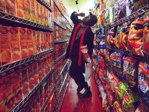 dev grocery store