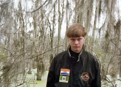 dylann roof facebook 2
