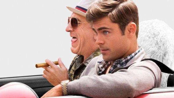 Zach Ephron and Robert De Niro in Dirty Grandpa.
