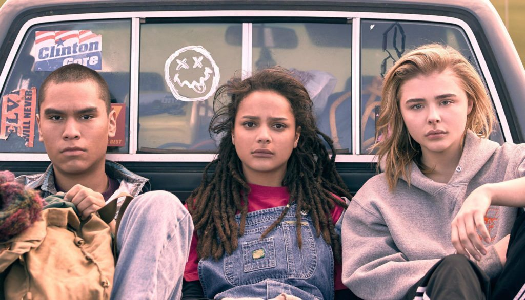still from the miseducation of cameron post