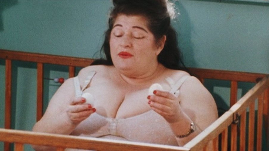 Edith Massey in Pink Flamingos