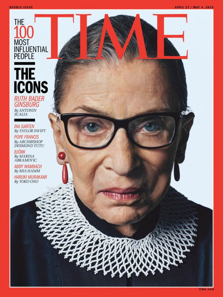 ruth-bader-ginsburg-time-100-influential-people