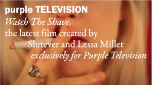 slutever the shave purple