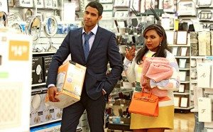 "THE MINDY PROJECT -- ""Bernardo & Anita"" Episode 418 -- Pictured: -- (Photo by: Evans Vestal Ward/Universal Television)"